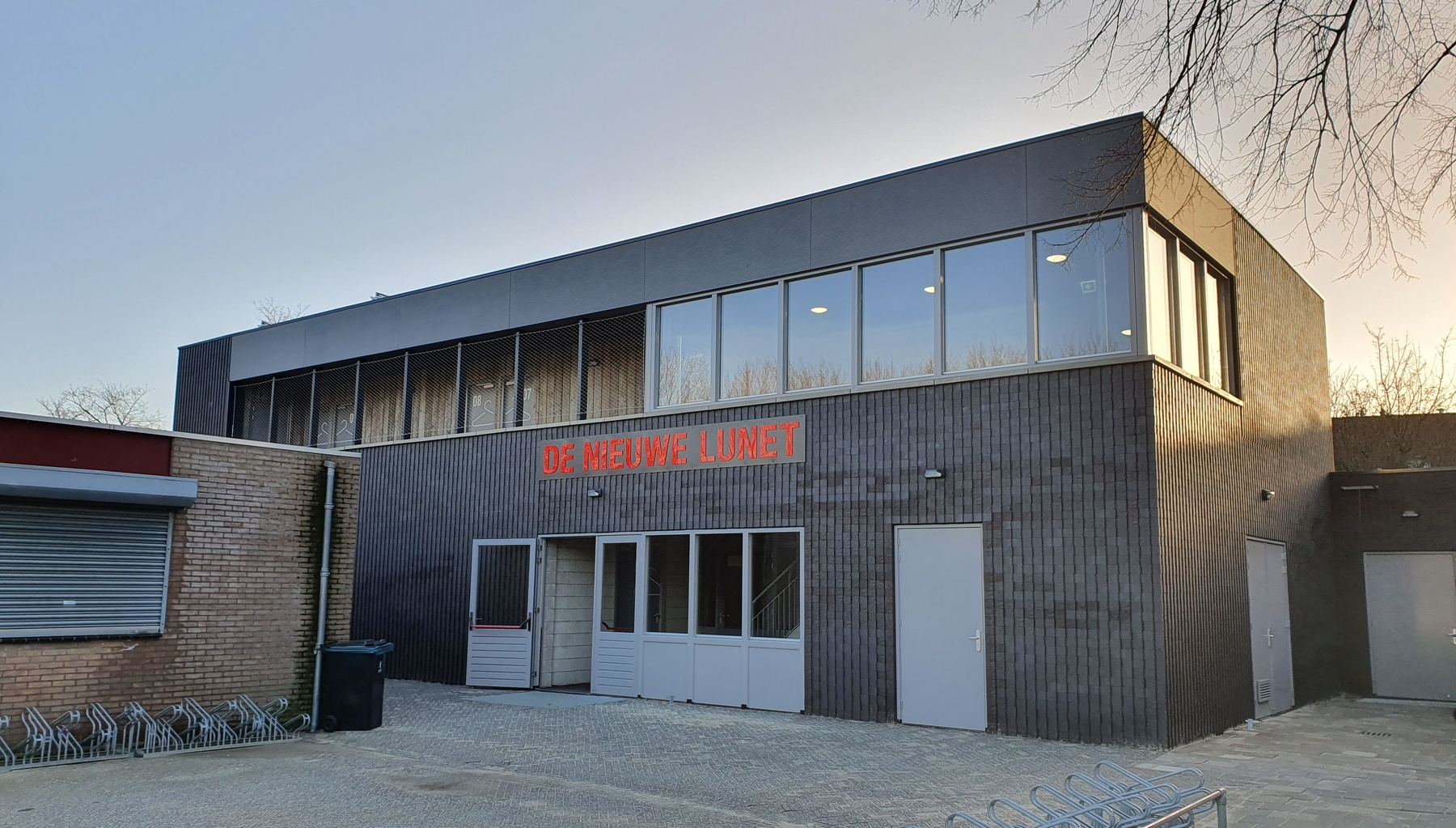 De Nieuwe Lunet Utrecht - circulair en energieneutraal - De Ecolutie